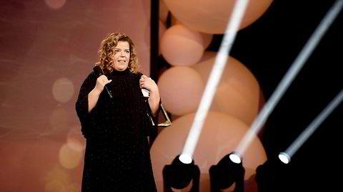Gullruten for beste nyhets-, sports- eller aktualitetsprogram gikk til Else Kåss Furuseth i år for hennes program «Else om: selvmord».