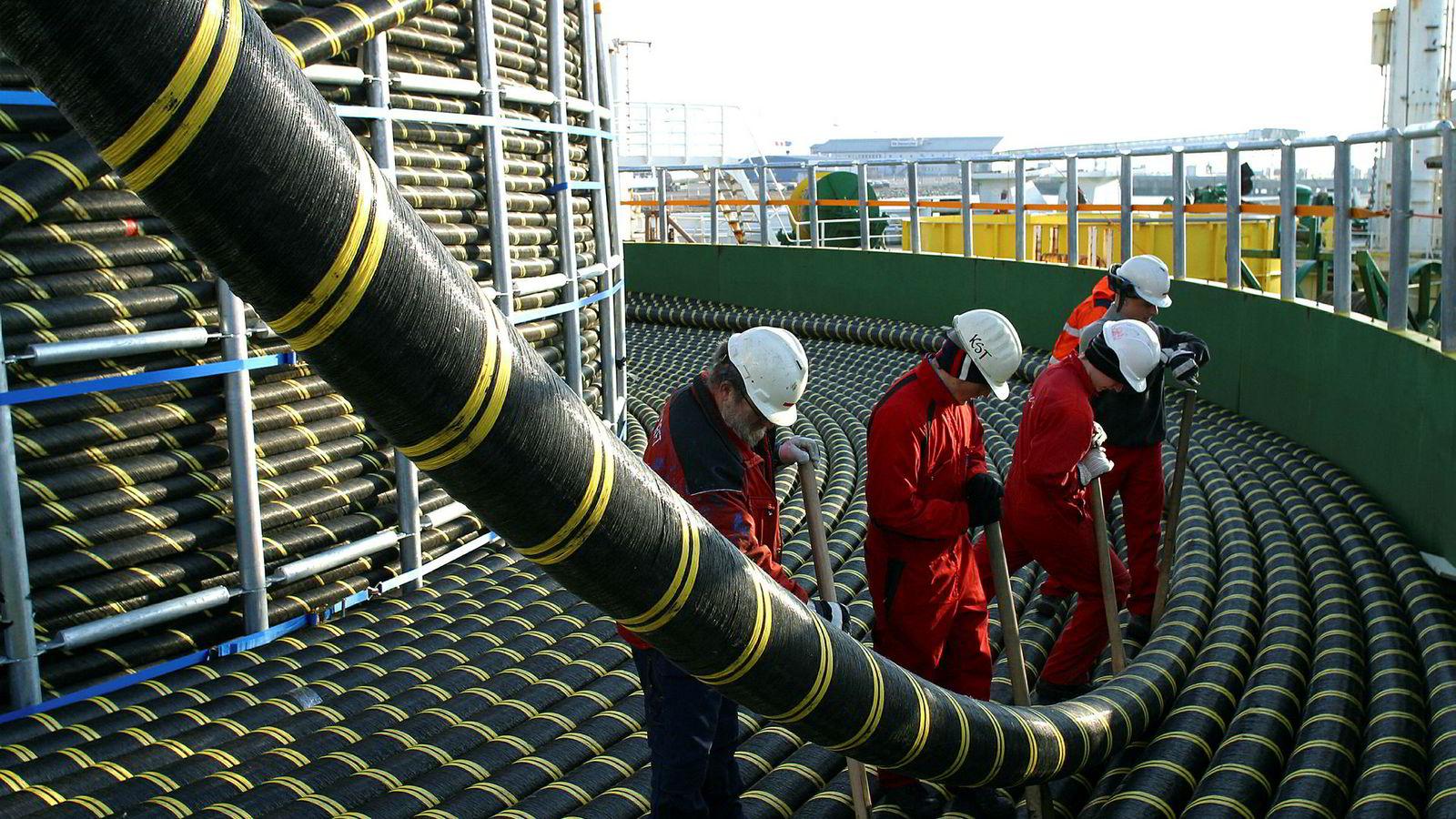 Nye undersjøiske strømkabler fra Norge er blant faktorene som muliggjør stadig større satsing på fornybar energiproduksjon på kontinentet, ifølge Statkraft.