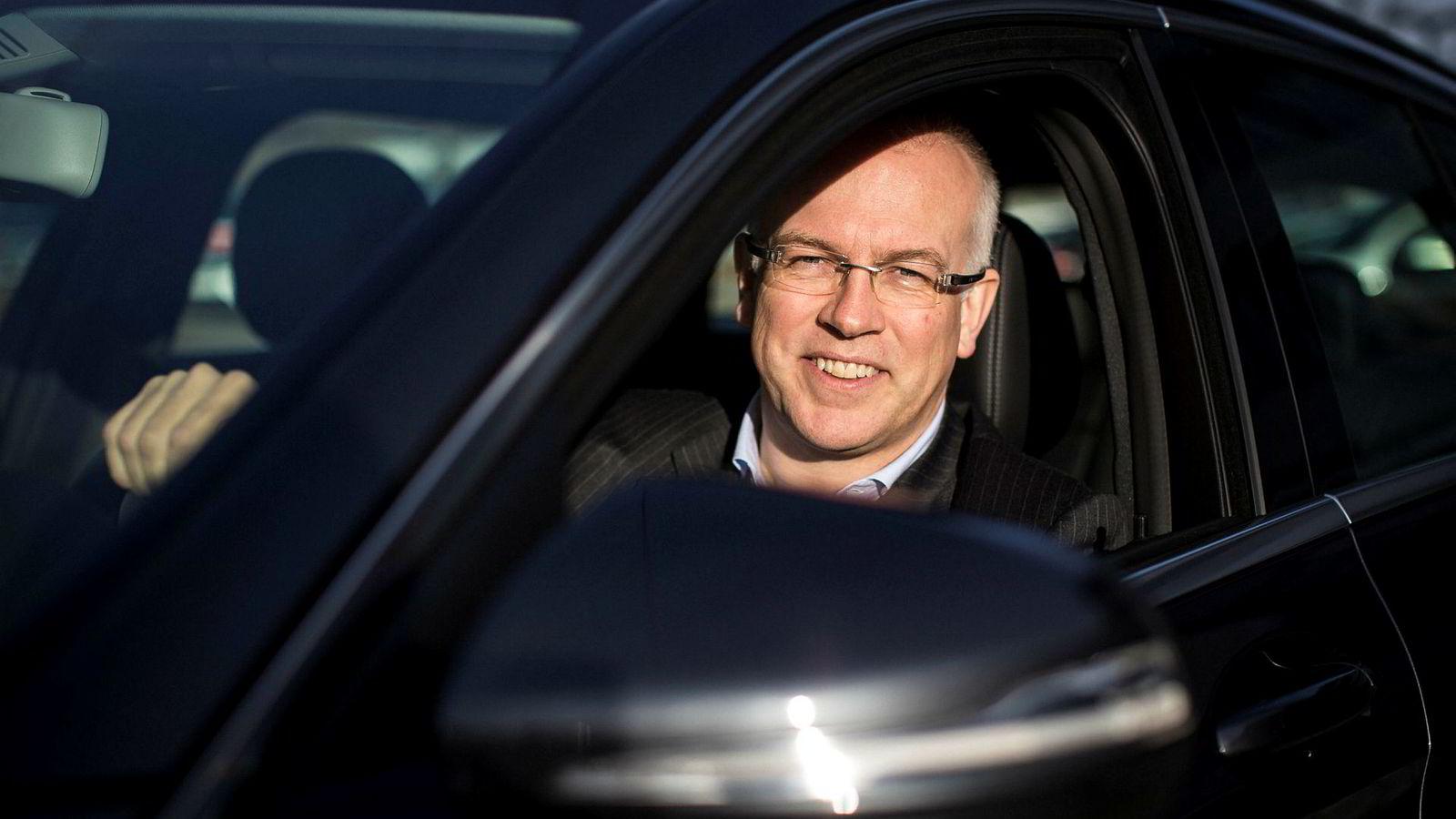 Johnny Kristian Danielsen starter som merkesjef for Opel i Bertel O. Steen.