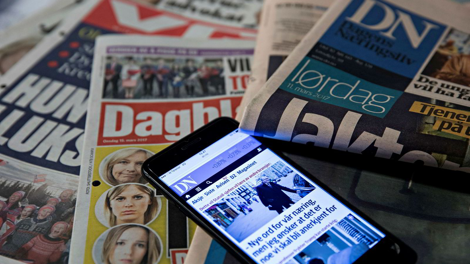 Jeg ønsker meg ikke et nyhetsdøgn hvor hva som er viktigst er synonymt med hva som er mest delt i sosiale medier, skriver artikkelforfatteren.