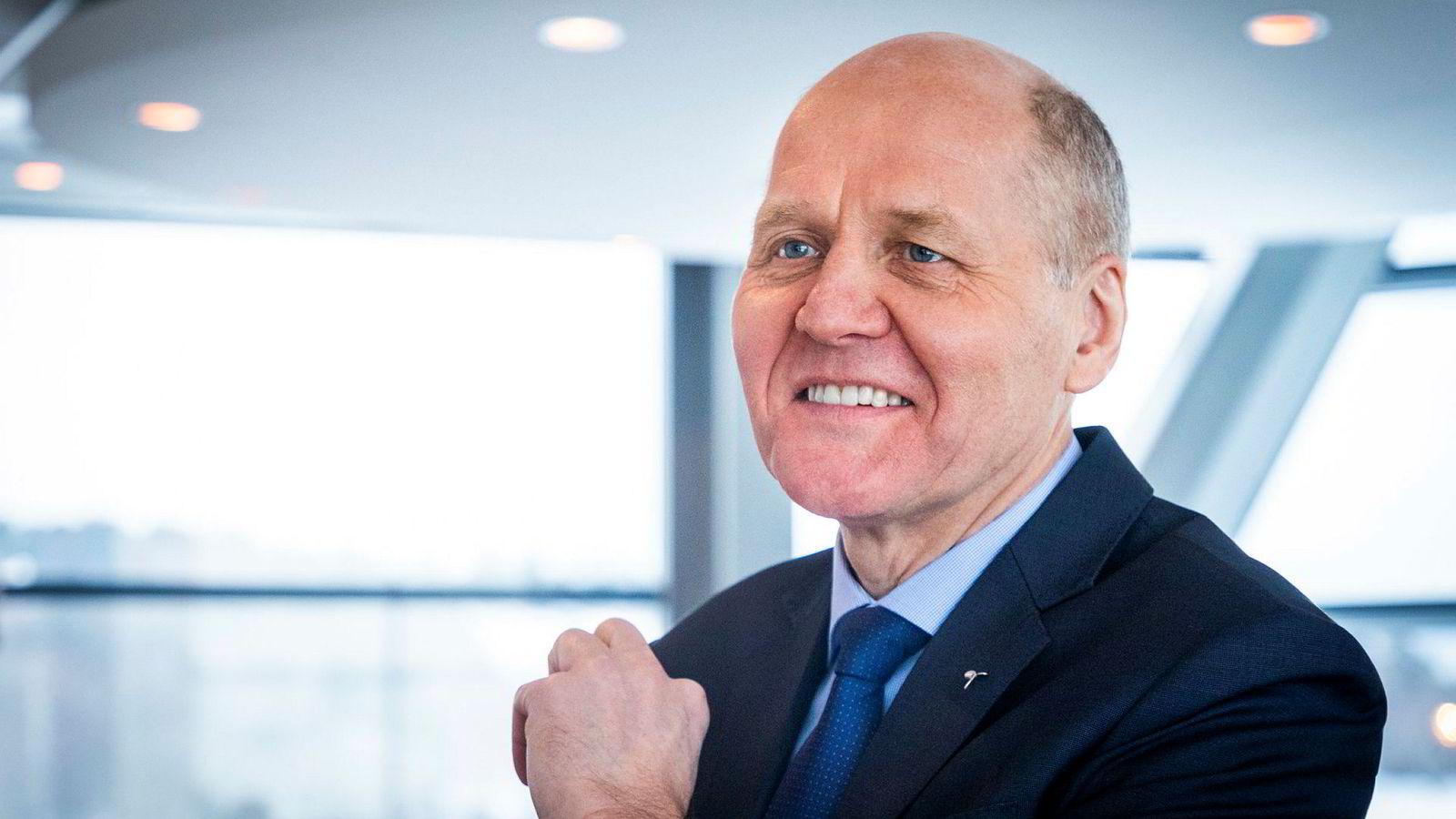 – Jeg er veldig fornøyd med å kunngjøre dagens transaksjon og vår inntreden i Finland, det raskest voksende mobilmarkedet i Europa, sier Telenor-sjef Sigve Brekke.