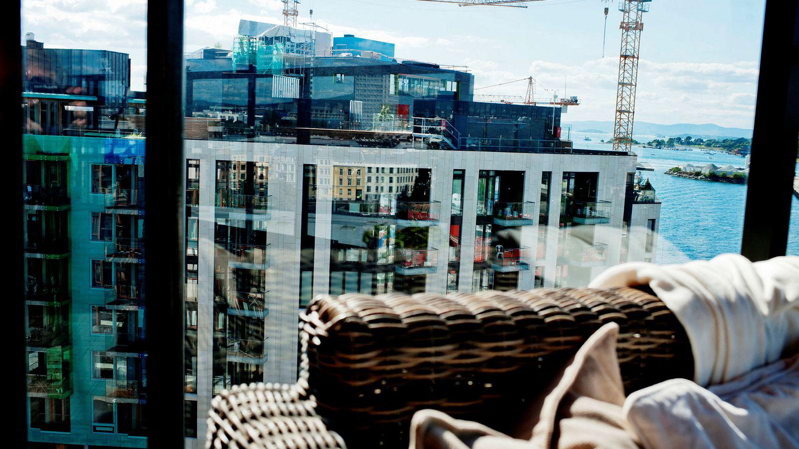 Boligeiere i Oslo kan få tilbakebetalt eiendomsskatt fra 2016.