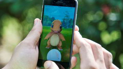 Pokémon Go er blant svært mange spill som er utviklet ved hjelp av teknologien til Unity Technologies.