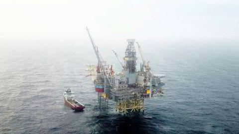 Gina Krog-feltet i Nordsjøen er et av flere Equinor-opererte felt som nå stenges.