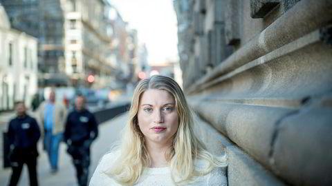 KrFU-leder Martine Tønnessen forsvarer statsminister Erna Solbergs intervju.