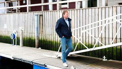 Stig Remøy hadde et tøft år i fjor med store nedskrivninger.