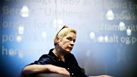 FORBEREDT. Kulturrådets direktør Anne Aasheim er forberedt på at regjeringen vil gjennomgå rådets virksomhet. Foto: Gunnar Blöndal