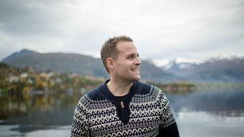 Danske Jesper Melin Ganc-Petersen lå på åttende plass på inntektstoppen i Norge i 2017.