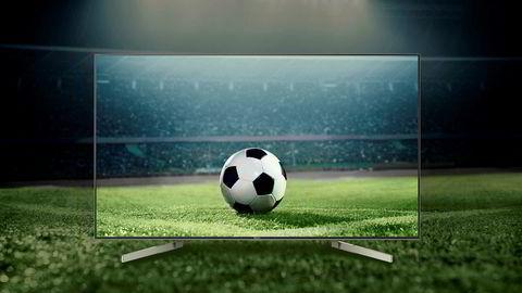 Fotball-VM er en god anledning for å skaffe seg en skikkelig god ny tv.
