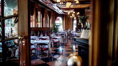 FÅR NYTT LIV. Grand Cafe på Karl Johan i Oslo.  Foto: Fartein Rudjord