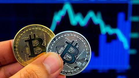 Bitcoin-kursen har falt dramatisk på New York-børsen den siste uken.