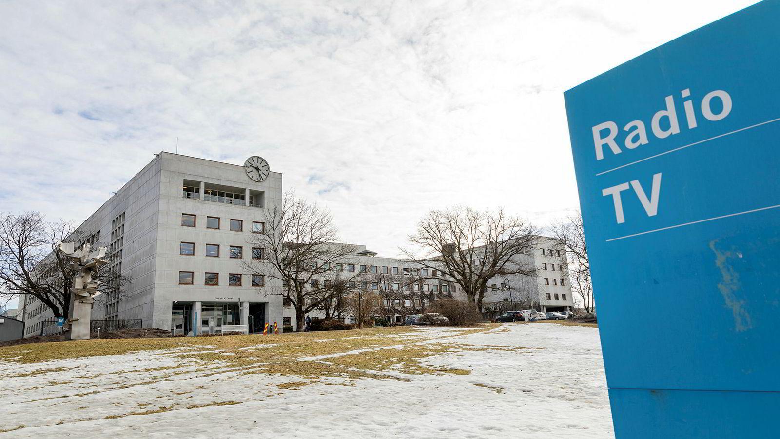 NRK på Marienlyst må spare på grunn av lavere lisensinntekter.