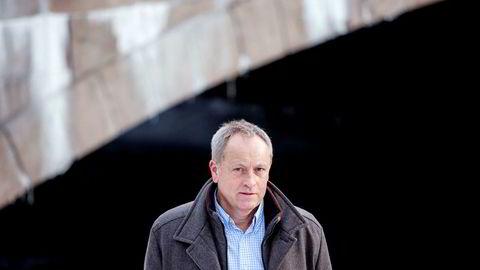 Gründer, aksjonær og tidligere toppsjef i Green Resources, Mads Asprem.