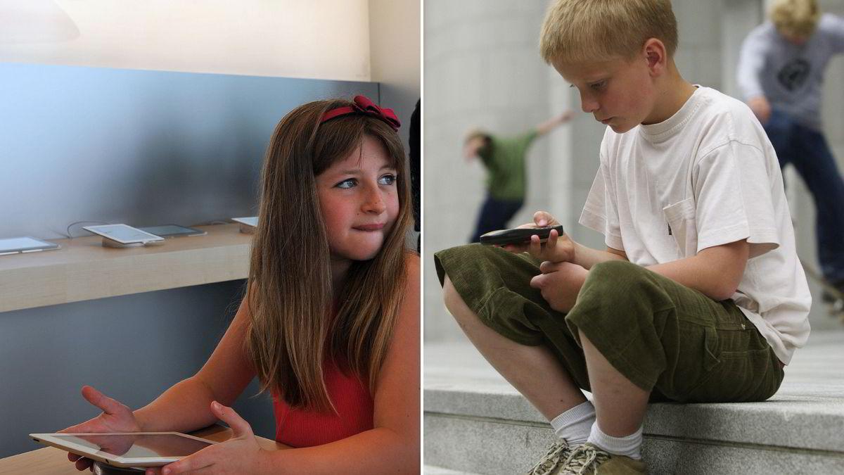En undersøkelse viser at over fem av ti norske foreldre ønsker tekniskeløsninger for å kontrollere barns og unges bruk av internett og mobil.