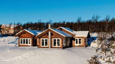 140 kvadratmeter stor hytte med fire soverom i Eivindsplassvegen i Skurdalen ved Geilo. Solgt rett før nyttår. Prisantydning: 6,75 mill. Solgt for: 6,75 mill.