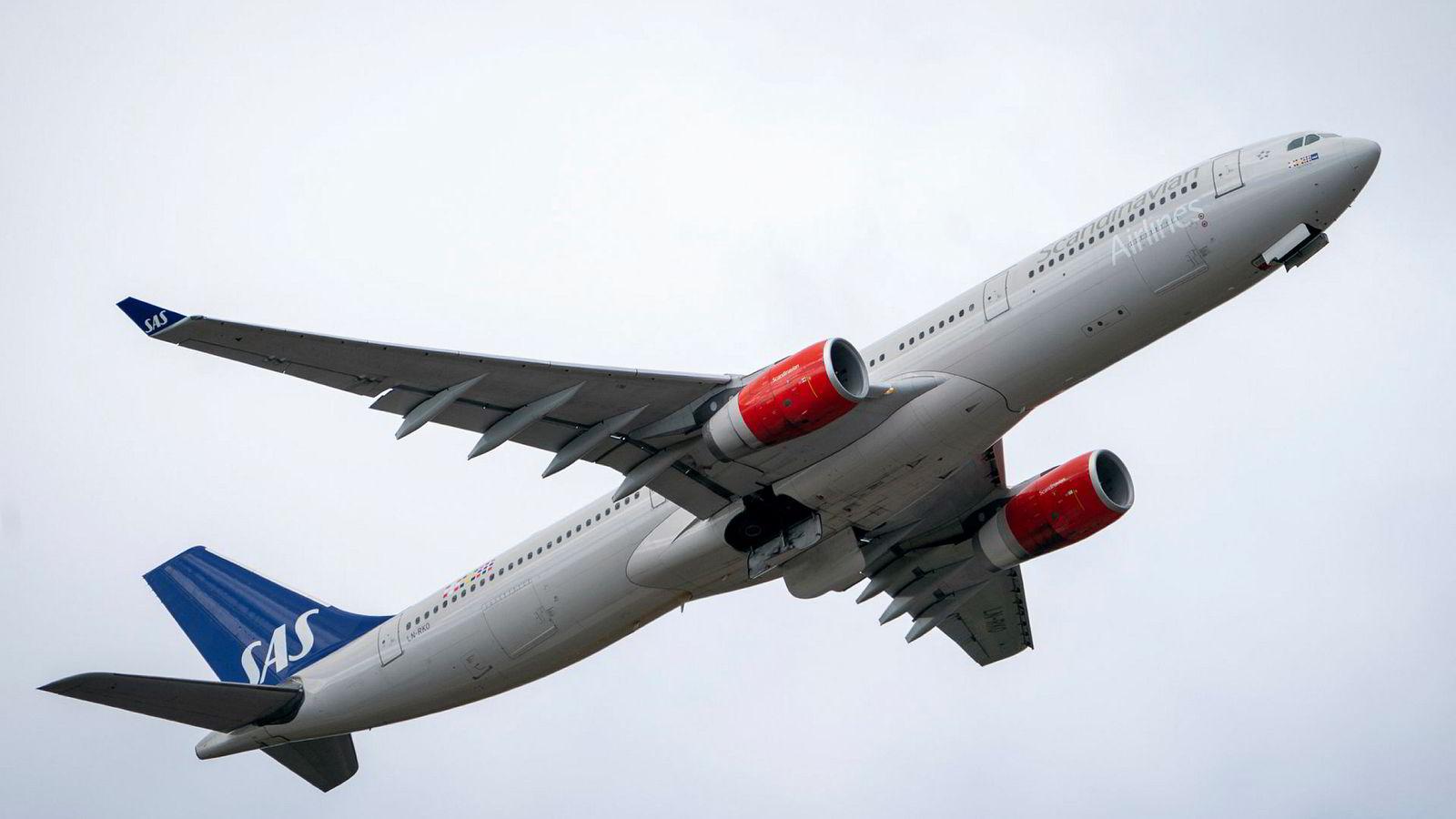 To SAS-ansatte er tatt i promillekontroll i Stavanger den siste måneden.