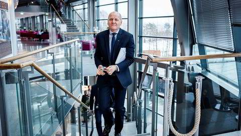 Konsernsjef Sigve Brekke i Telenor sliter med uro internt. – Telenor – og hele telekomsektoren – er i betydelig endring, sier Brekke.