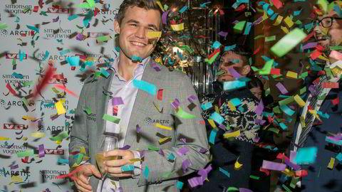 Magnus Carlsen sørget for sterk vekst på NRK1 og NRK2 i november.
