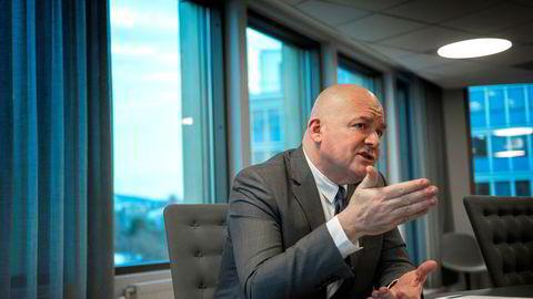 Euronext-sjef Stéphane Boujnah er i mål med kjøpet av Oslo Børs.
