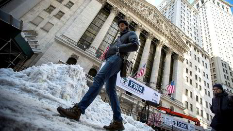 I det store og hele gir børsindekser et godt og representativt bilde av markedet, skriver artikkelforfatteren. Her fraNew York-børsen påWall Street.