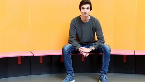 Gad El-Brouch (18) vet allerede hva han skal søke på. Det har han visst lenge.