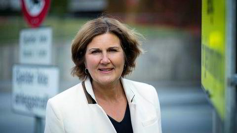 Ingrid Dahl Hovland ble fredag ansatt som ny toppsjef i Statens Vegvesen, etter å ha ledet Nye Veier AS siden 2015.