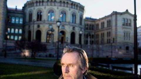 Avtroppende sjef i Vårt Land, Helge Simonnes. Foto: Fredrik Solstad