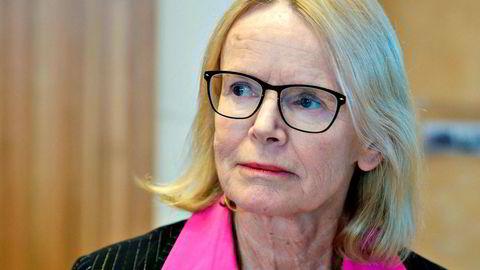 Marit Mohn er selv tidligere elev ved Imperial College med en mastergrad som kjemiingeniør. Foto: Foto: Ørjan Deisz/Bergens Tidende