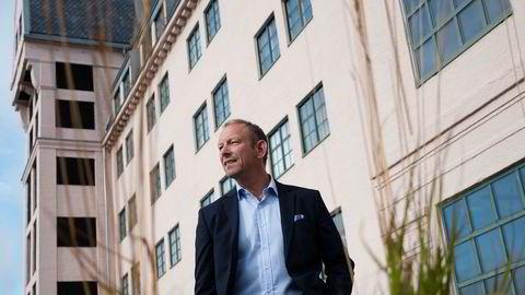 Eirik Gundersen, administrerende direktør i data- og analyseselskapet Bisnode, gleder seg over at norske aksjeselskaper er blitt mer solide, men liker samtidig dårlig at konkurstallene går til himmels.