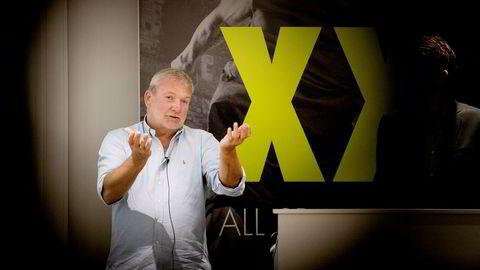Styreleder Øivind Tidemandsen og resten av XXL-ledelsen har meislet ut en plan for å få selskapet tilbake på rett kjøl.