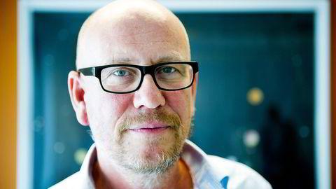 Kjetil Try er sjef i reklamebyrået Try, som eier to tredjedeler av digitalbyrået Apt. Foto: Gorm K. Gaare