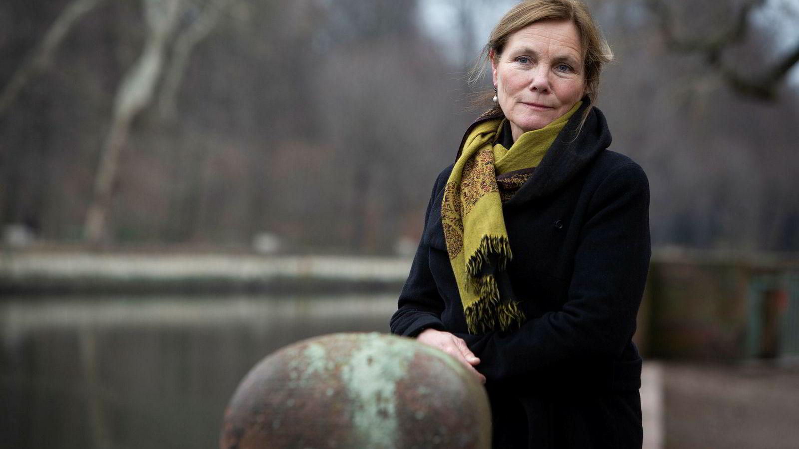 Overlege Birgit Lie har havnet i en lang konflikt med det tyske galleriet Galerie Michael Janssen.