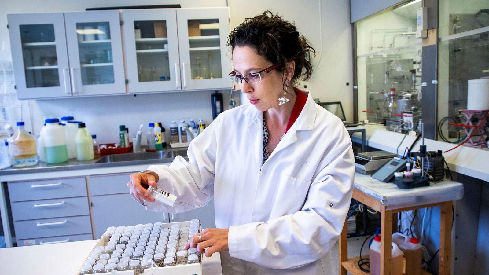 Med doktorgrad i CO2-fangst leder forsker Suni Aranda prosjektet som sikter mot utvinning av alumina på en måte som bruker mer CO2 enn det slipper ut og er uten farlige avfallsstoffer.