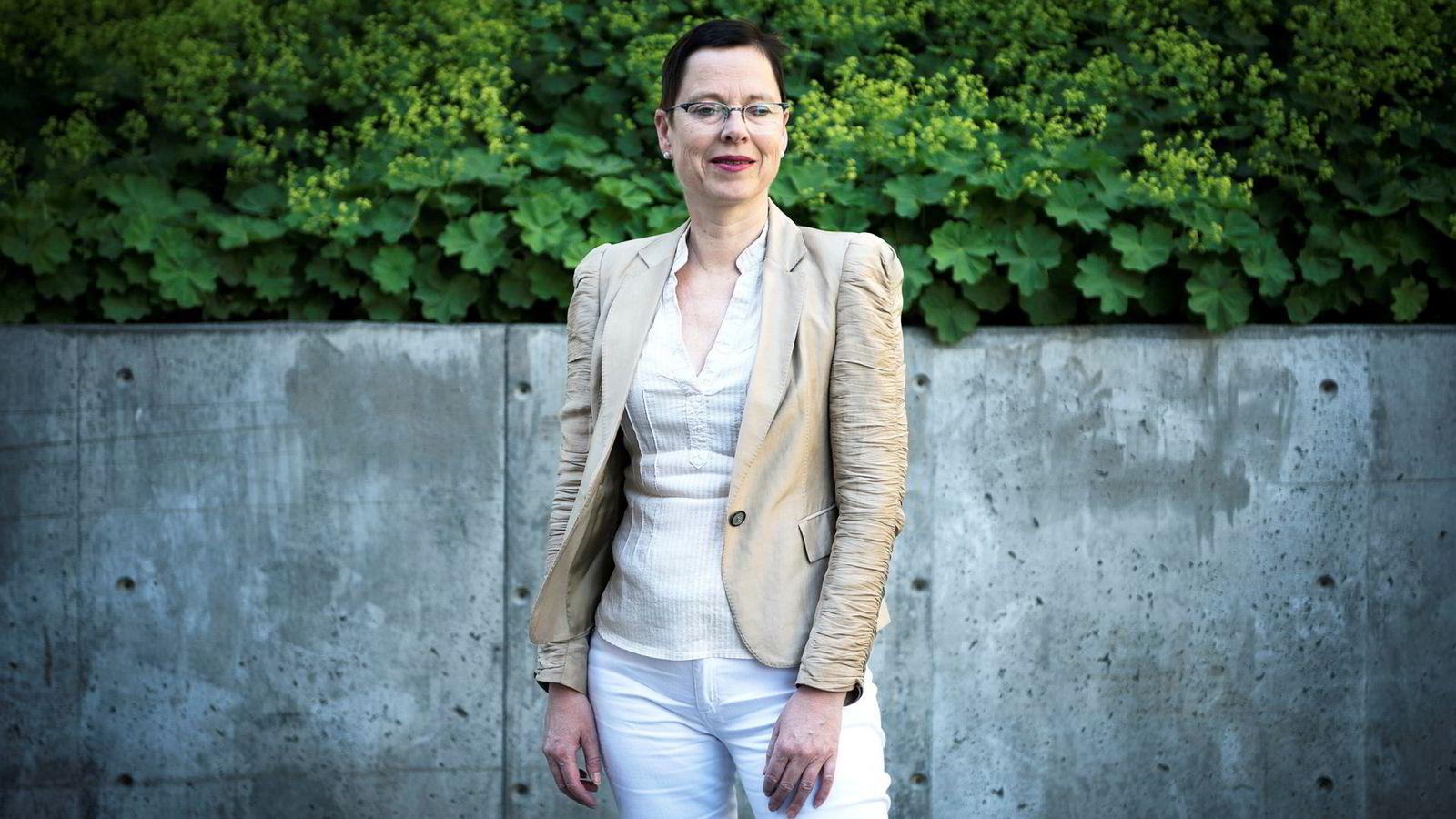 Direktør i Medietilsynet, Mari Velsand.