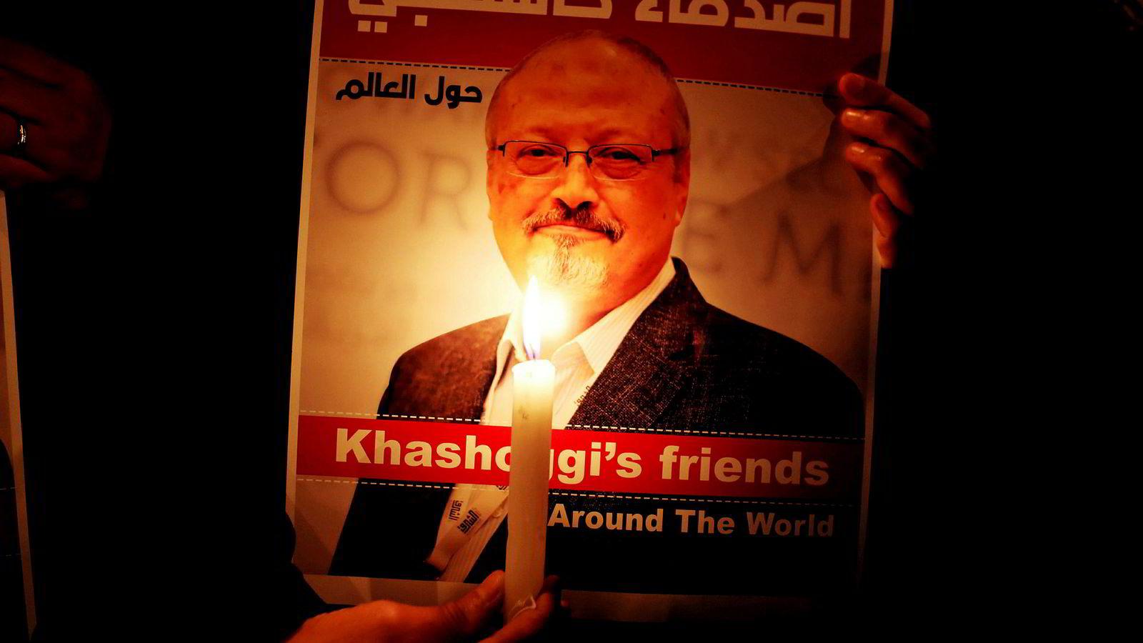 Saudi-Arabia har møtt sterke reaksjoner etter at Jamal Khashoggi ble drept i Istanbul i oktober.