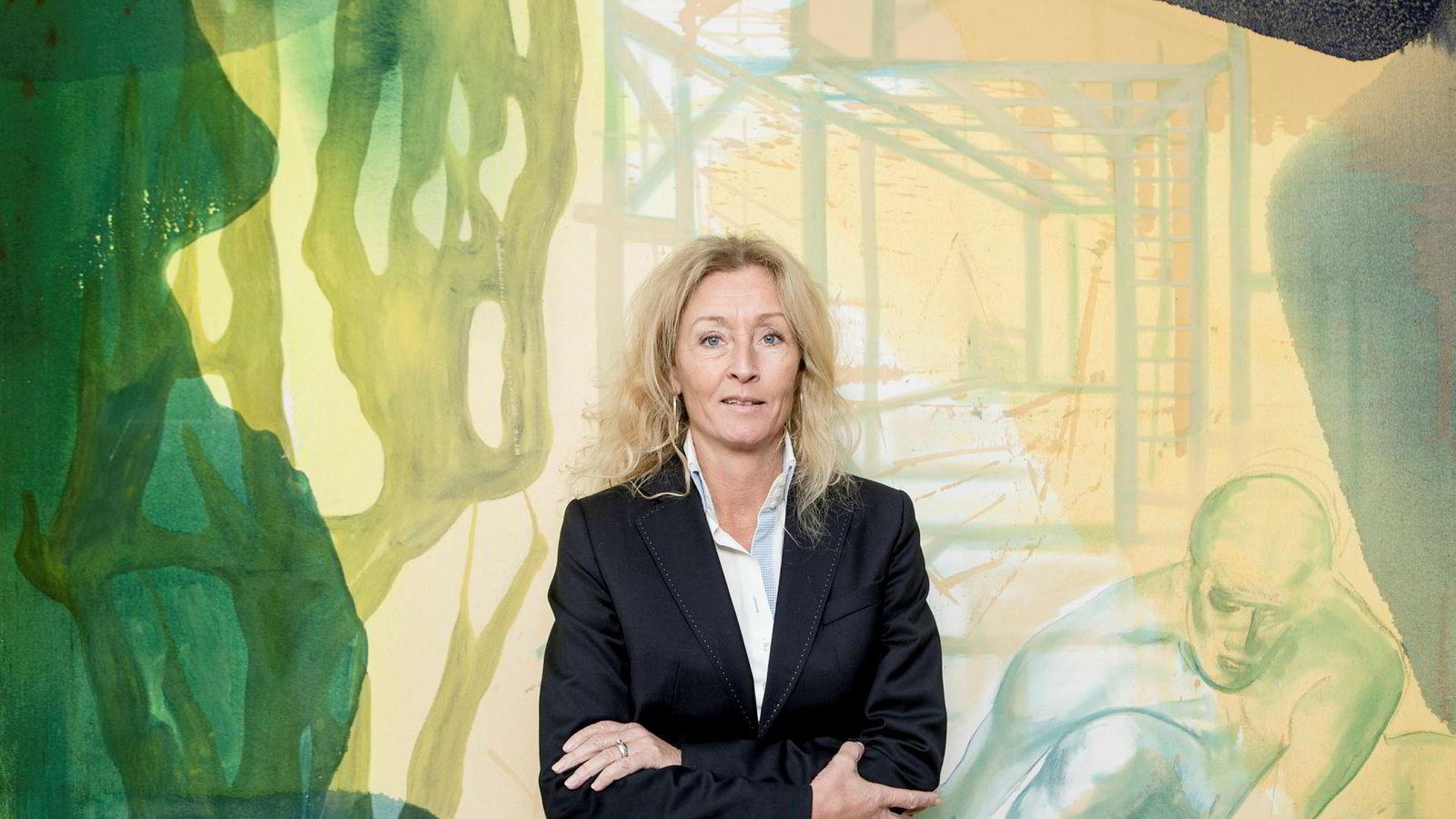 Grethe Meier, administrerende direktør i Privatmegleren. melder om fortsatt trøkk i boligmarkedet. Men om et par uker stilner det.