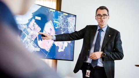 Hydro-sjef Svein Richard Brandtzæg overrasket onsdag markedet med meldingen om at hele konsernets Brasil-virksomhet i løpet av kort tid vil stenges ned.