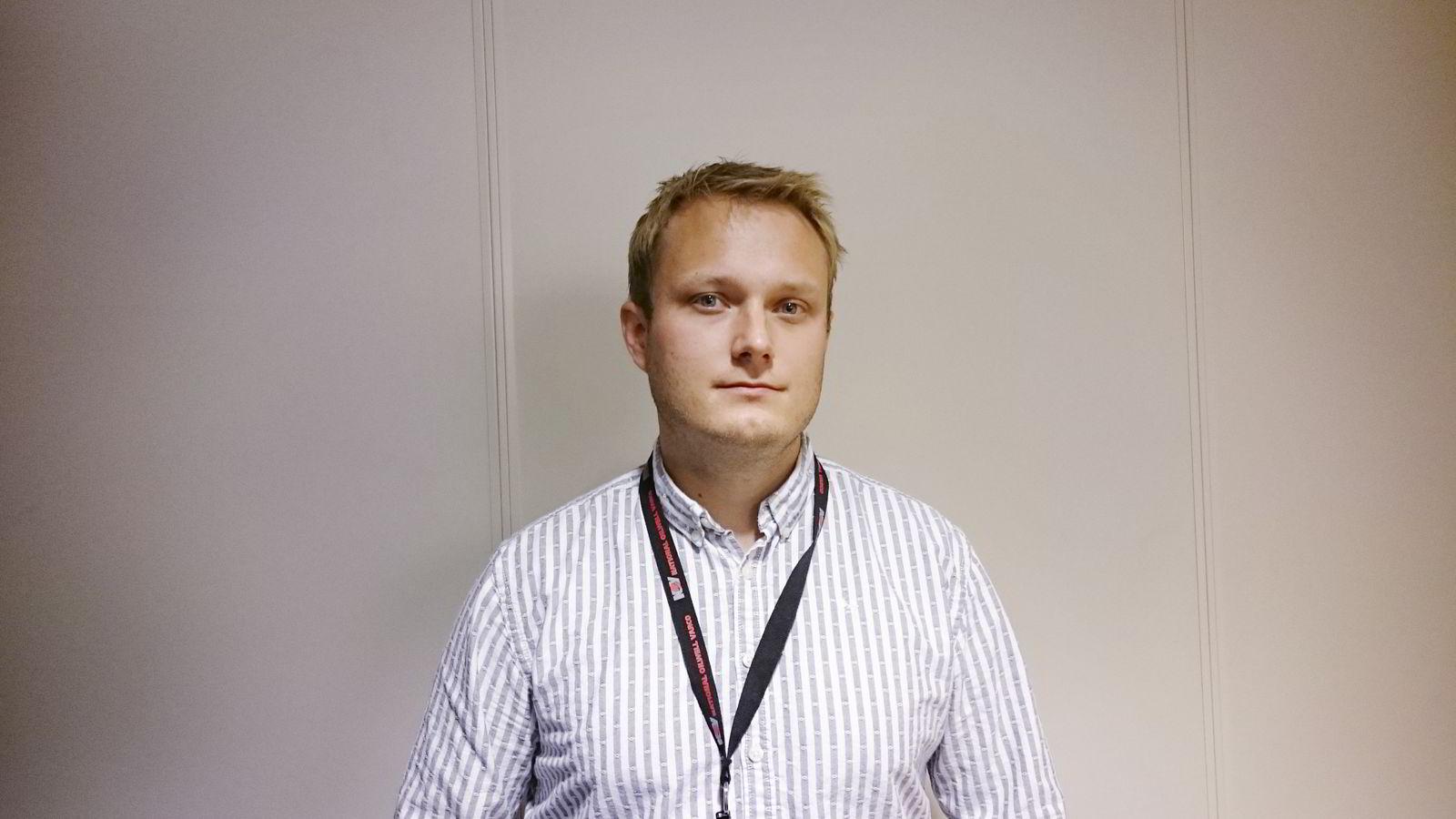 Magnus Bendixen har mistet jobben i oljebransjen. Dersom boliglånsrentene stiger, frykter han konsekvensene.