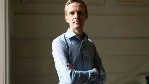 Andreas Emblem, konserndirektør i NHST, mener StormGeo er et bedre hjem for Nautisk Forlag fremover.