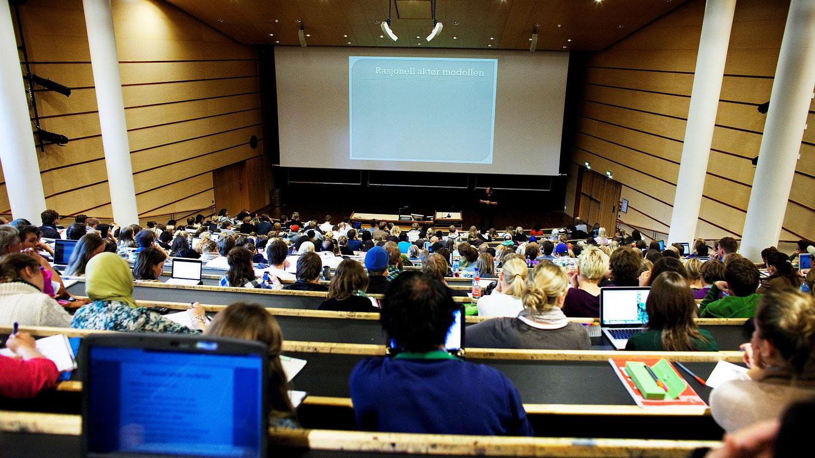 Ensidig statlig finansiering gjør Universitetet i Oslo dårligere, konkluderer en internasjonal ekspertgruppe.
