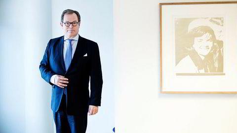 Meglersjef Knut Brundtland og ABG Sundal Collier topper Prospera-undersøkelsen som landets fremste finansielle rådgivere for 13. året på rad.