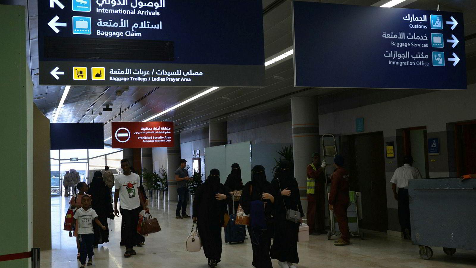Nye regler gjør det lettere for kvinner fra Saudi-Arabia å reise utenlands.