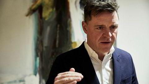 Espen Egil Hansen, sjefredaktør i Aftenposten.