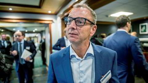 Jarle Sjo forvalter fondet DNB Norge som er niende største aksjonær i Hydro. Onsdag mistet fondet Hydro-verdier for godt over 100 millioner kroner.