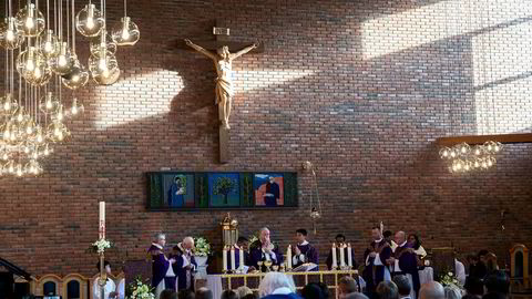 Medlemskapsrotet koster nå Oslo katolske bispedømme dyrt.
