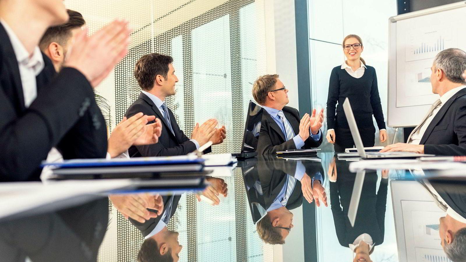 På en arbeidsplass er det store forskjeller mellom arbeidstagere i produktivitet og resultater, men et enkelt grep kan minske dette.