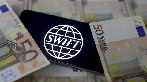 Angripere har kommet seg på innsiden av kommunikasjonsnettverket Swift. Foto: Dado Ruvic/Reuters/NTB Scanpix
