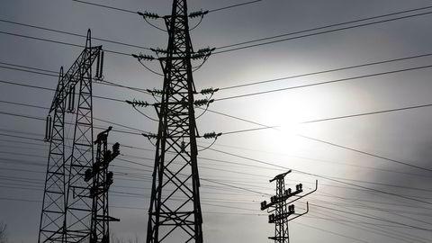 NVE venter at strømforbruket i Norge vil fortsette å øke de neste tiårene. Foto: Ole Berg-Rusten / NTB scanpix