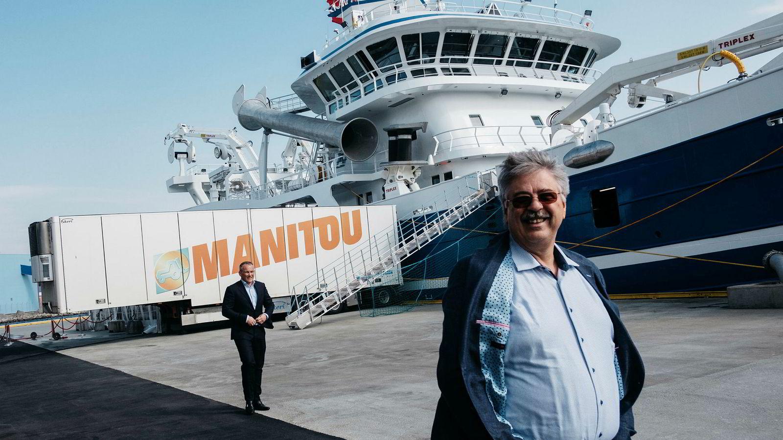 Teknologigründer Jakob Hatteland fra Nedre Vats har investert deler av sine gevinster i alt fra fiskeforedling her i Egersund til oljeleting i Nordsjøen. Det siste var ingen fulltreffer.