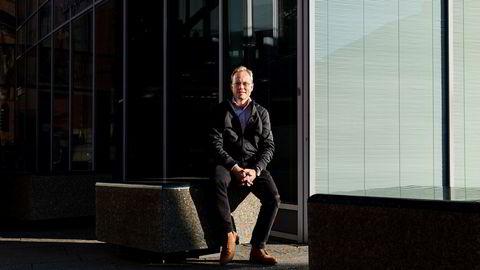Sjeføkonom Kyrre M. Knudsen håper utenlandske investorer ikke får med seg den kraftige økningen i optimismen i næringslivet på Sørvestlandet. Foto: Tommy Ellingsen